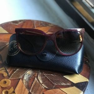 Authentic Ray-Ban Cat eye Sunglasses